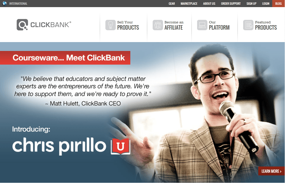 does clickbank work