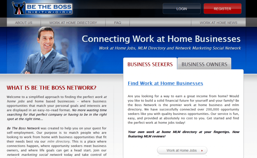 be the boss network