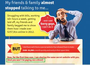 ericssuccessplan homepage screenshot