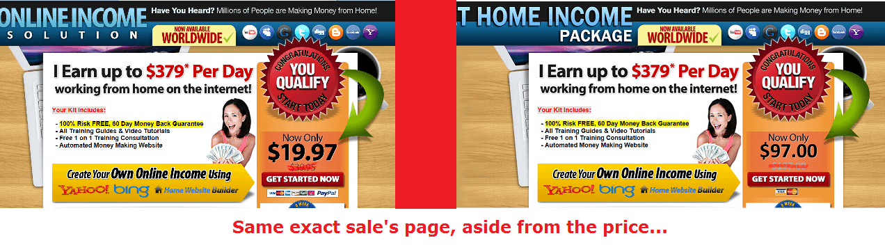 online income solution at home income package