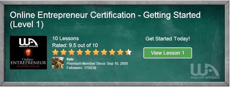 WA certification course