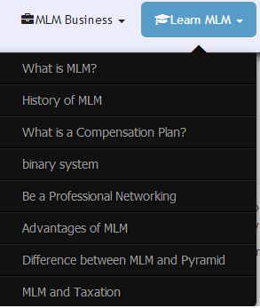 Universo MLM learn screenshot