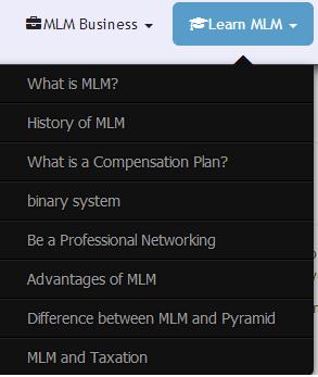 Universo MLM learn screenshot