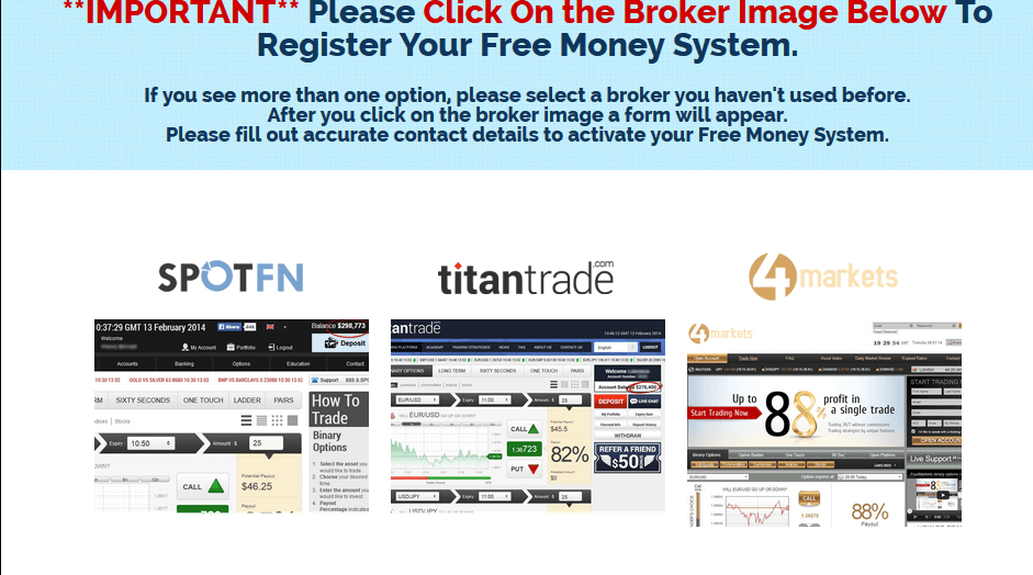 Binary options Signals - Get FREE binary signals and start making money today with our award winning binary