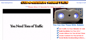 commission robotics review