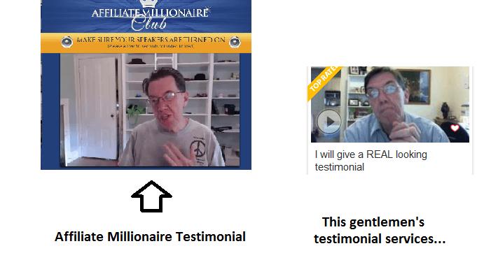 affiliate millionaire club testimonial