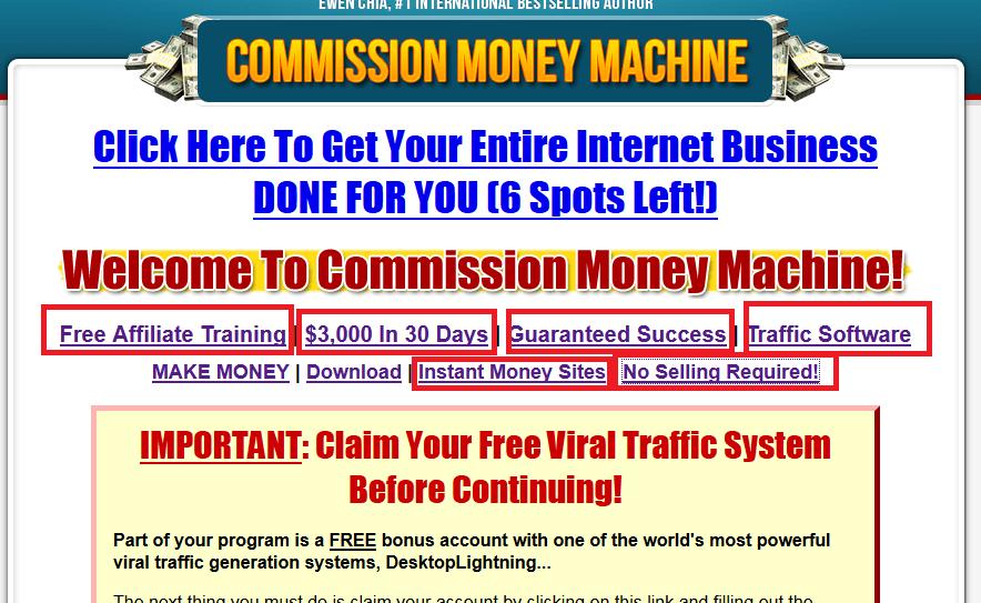 commissionmoneymachinem