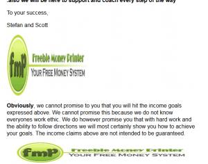 freebie money printer reviews