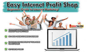 easy internet profit shop review