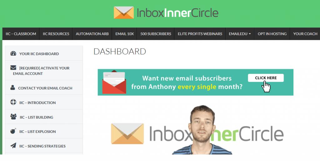 inboxinnercircledashboard