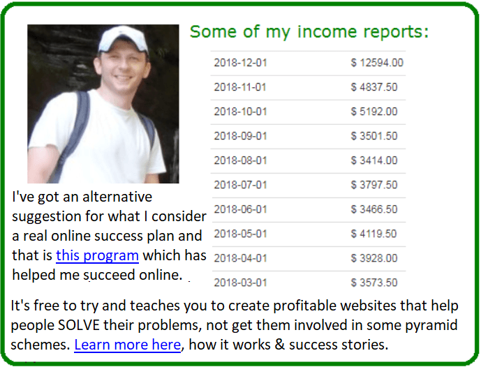 online success plan alternative