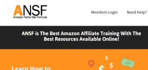 amazon niche site formula review