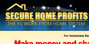 secure home profits review