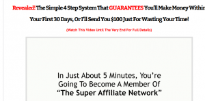super affiliate network review