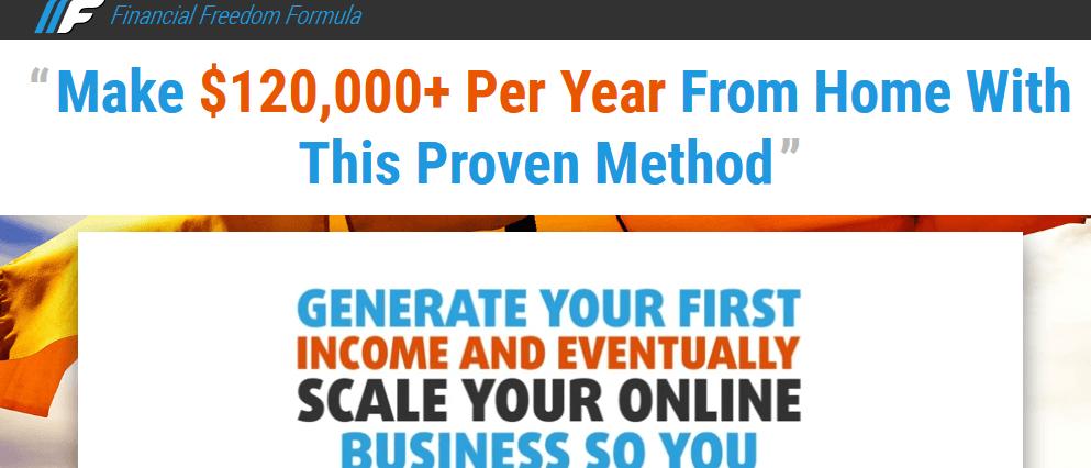 financial freedom formula review