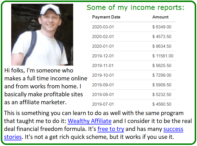 financial freedom formula alternative