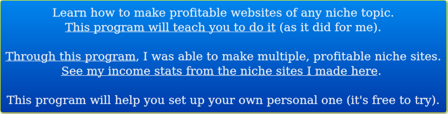 Top 10 Niche Markets That You Can Actually Succeed With. 9