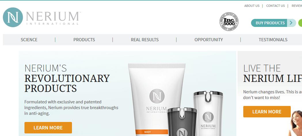 nerium mlm review