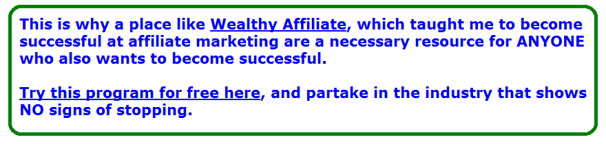 What is The Future of Affiliate Marketing? A 2019 Update! 5