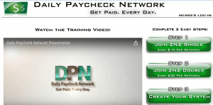 daily paycheck network review