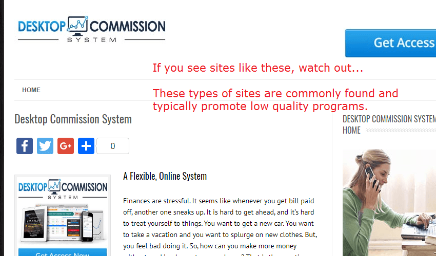 Is Desktop Commission System a Scam? Read This Review. 7