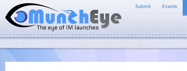 muncheye homepage