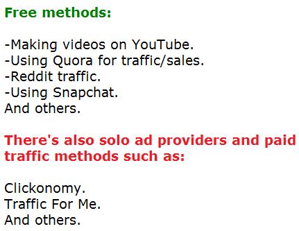 profit reign traffic