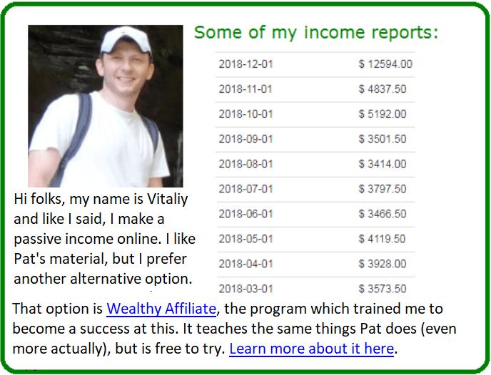 smart passive income alternative