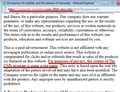computer workplace ann wilson fake