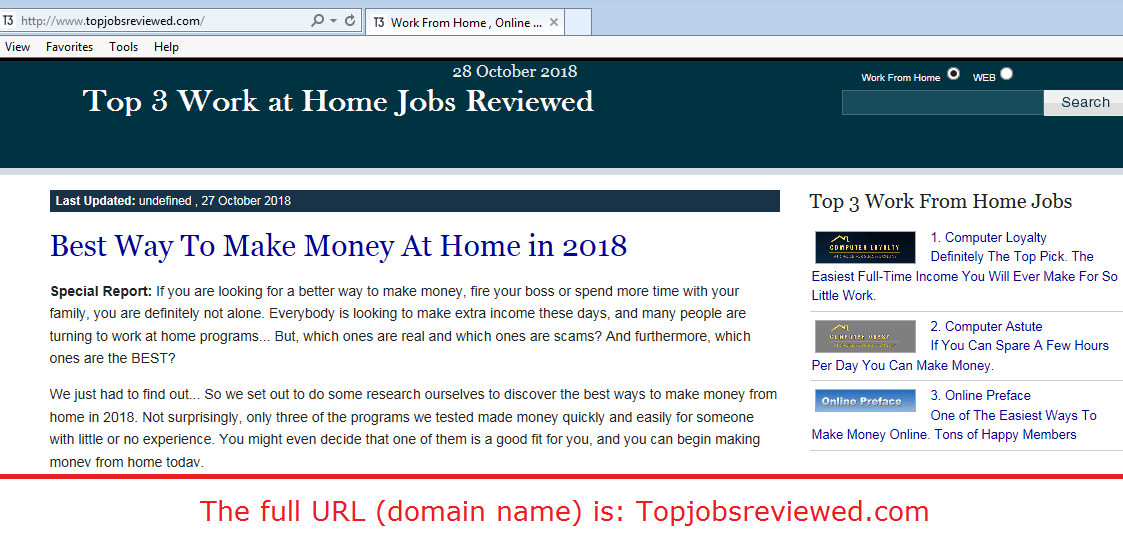 top jobs reviewed review