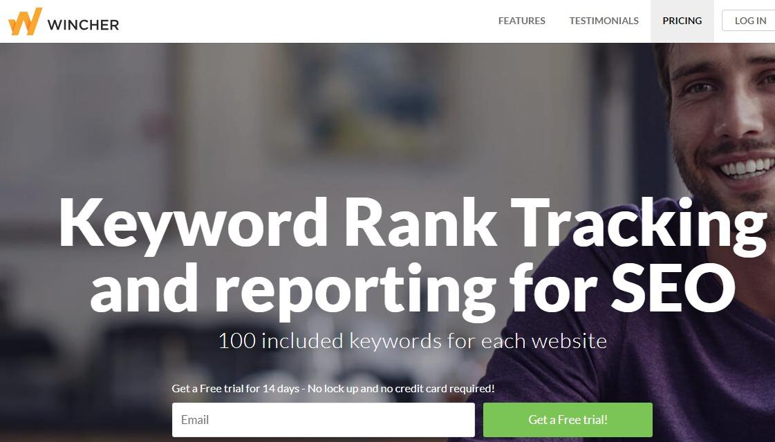 wincher keyword tool