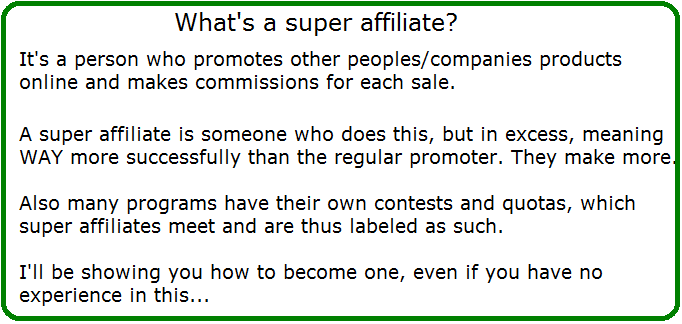 what is a super affiliate