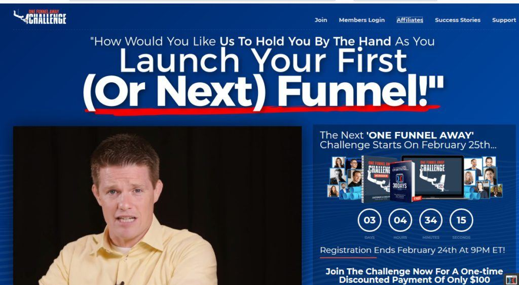 one way funnel challenge review