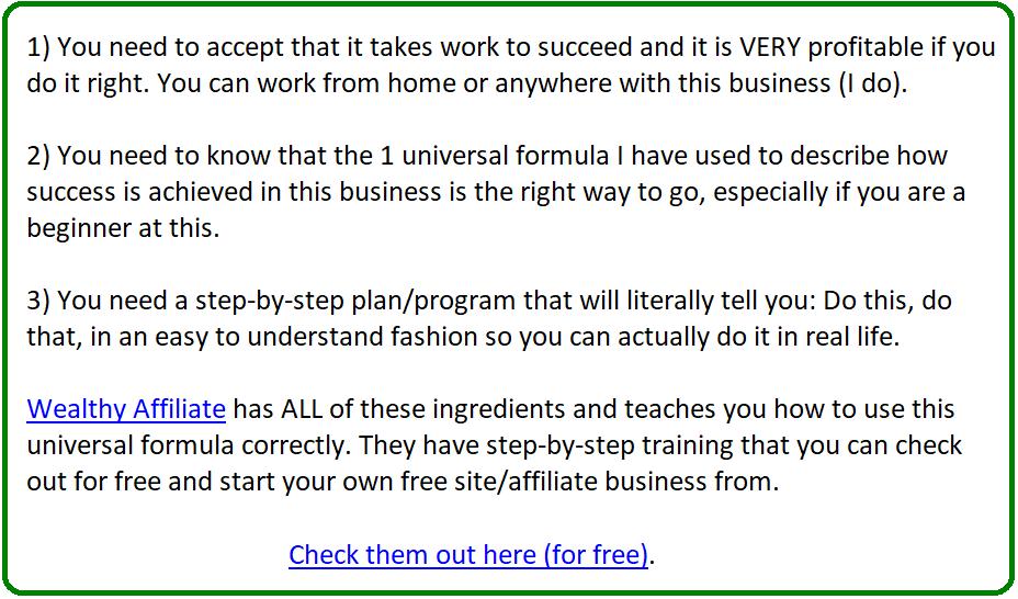 best affiliate marketing training for beginners