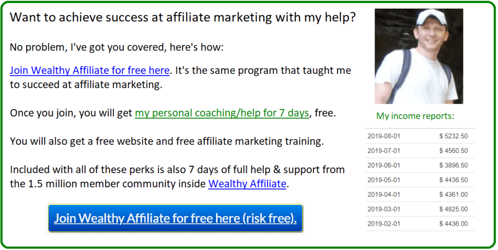 How Affiliate Marketing Made me $1 Million. A Complete Guide. 10