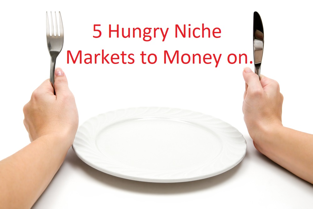 5 hungry niche markets list
