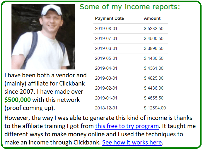 can you still make money with clickbank