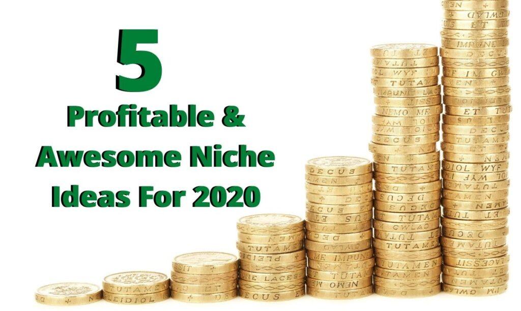 niche ideas 2020