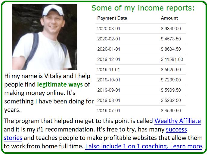 online success plan alternative