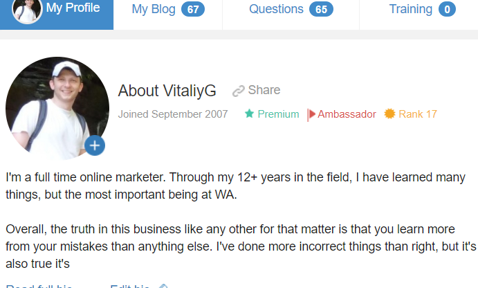 vitaliy success story picture