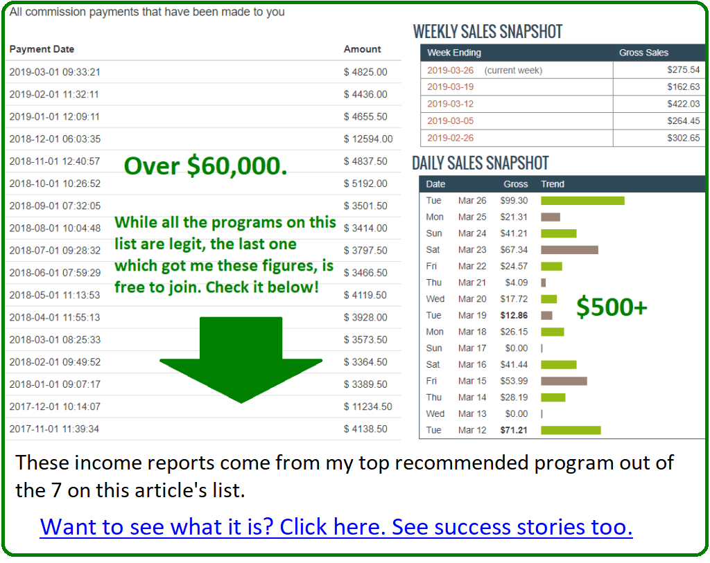 top recommended affiliate marketing training program