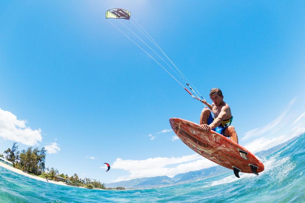 kite surfing niche