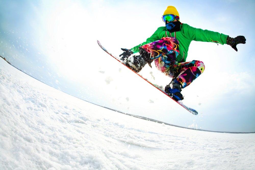 snowboarding niche topic