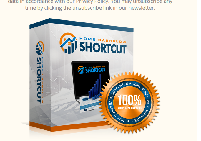 home cashflow shortcut review