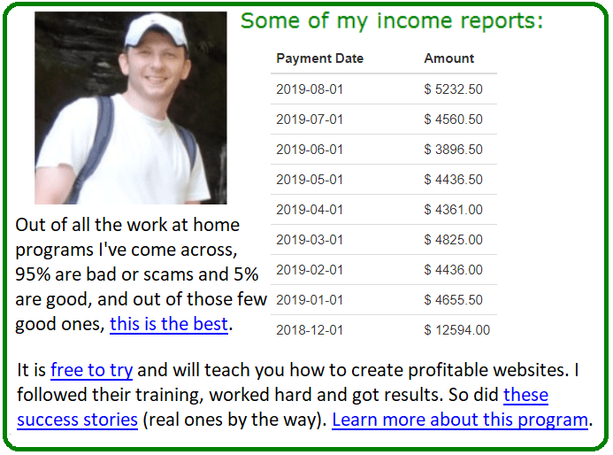 Is Learning Advantage a Work at Home Scam? My Review. 5