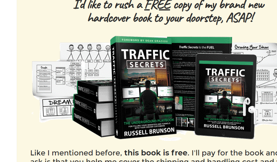 traffic secrets review and summary screenshot