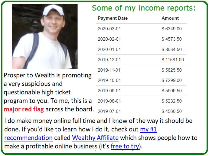 thrive on alternative wealth